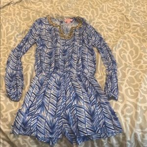 Lilly Pulitzer Romper